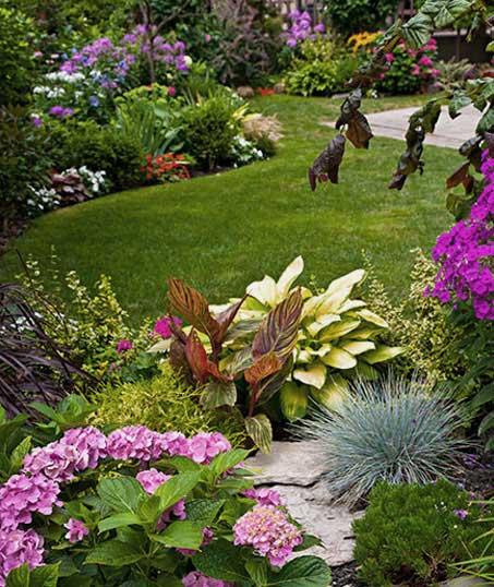 Evergreen Landscape Management LLC Commercial Garden Design