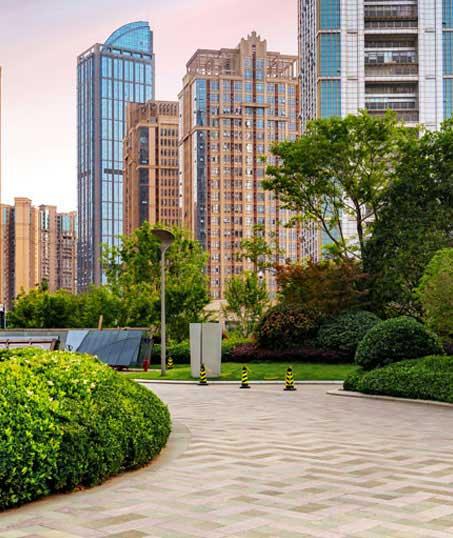 Evergreen Landscape Management LLC Commercial Brick Pavers