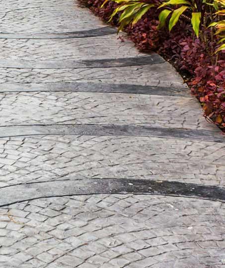 Evergreen Landscape Management LLC Commercial Decorative Concrete