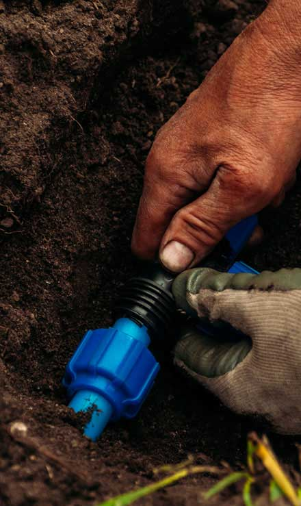 Evergreen Landscape Management LLC Commercial Irrigation Installation