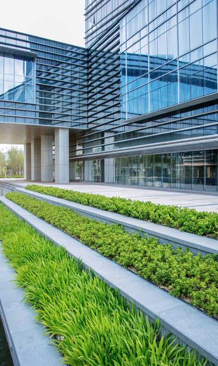 Evergreen Landscape Management LLC Commercial Retaining Walls