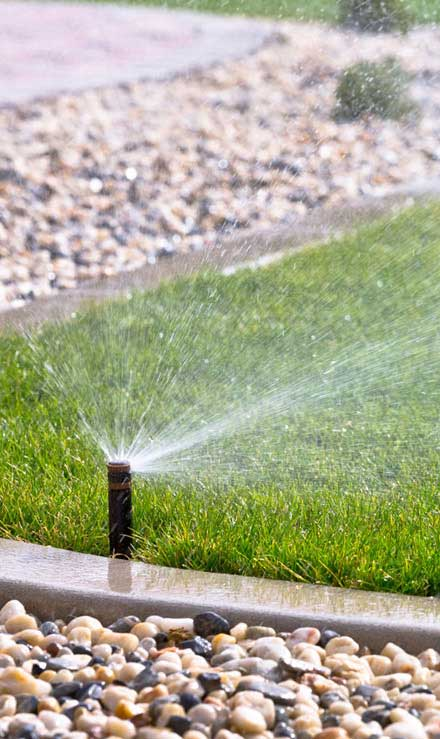 Evergreen Landscape Management LLC Commercial Sprinkler System Repairs